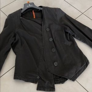 COP.COPINE Dark Brown Jacket